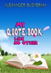 My Quote Book Like No Other