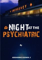 A NIGHT AT THE PSYCHIATRIC HOSPITAL