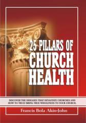 25 Pillars of Church Health