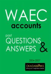 SSCE Accounts 2004 to 2007 Questions & Answers