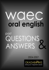 SSCE Oral English 2004 to 2007 Questions & Answers