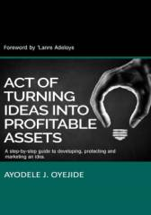 Act of Turning Ideas Into Profitable Assets