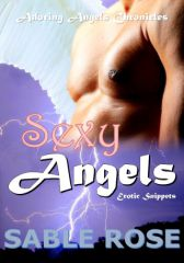 Sexy Angels Fantasy Erotic Snippets - Adult Only (18+)