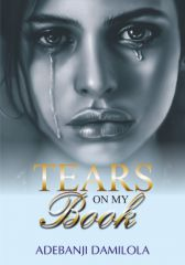 TEARS ON MY BOOK