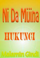 Ni Da Mijina__amarya ta sha hukunci  - Adult Only (18+)