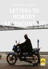 LETTERS TO NOBODY (#ApenContest)