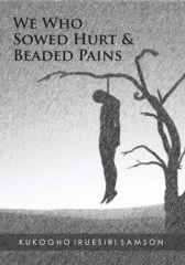 we who sowed HURT & beaded PAINS
