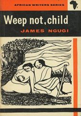 Weep Not, Child - #AWS