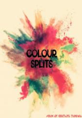 Colour split