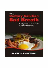 The Dietary Solution to Bad Breath
