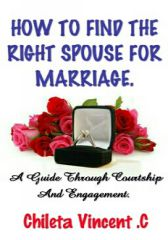 How To Find The Right Spouse For Marriage.