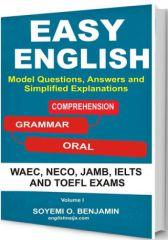 Easy English for WAEC, NECO, JAMB, IELTS and TOEFL (Full)