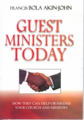 Guest Ministers Today