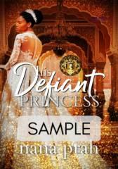 His Defiant Princess SAMPLE