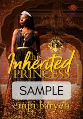 His Inherited Princess - Sample