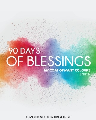90 Days Of Blessings - My Coat Of Many Colours Edition