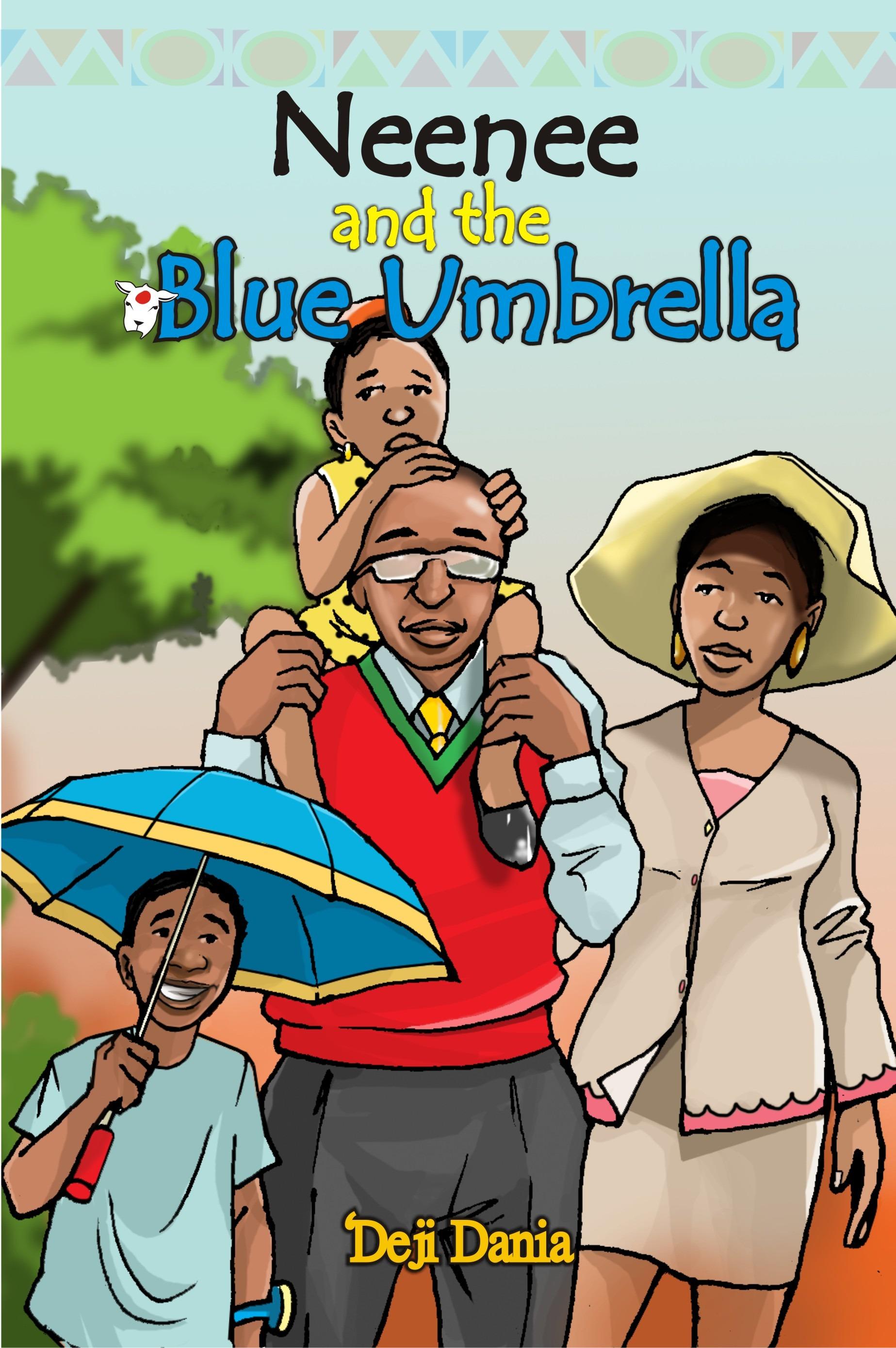 Neenee And The Blue Umbrella