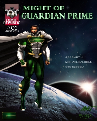 The Might of Guardian Prime #1