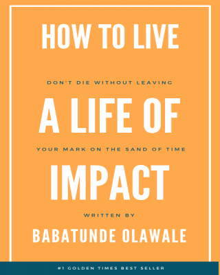 How to live a life of Impact