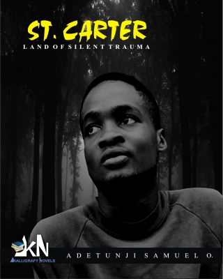 St. Carter           Land of Silent Trauma