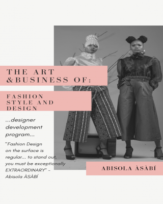 The Art & Business of Fashion Style And Design - PREVIEW COPY