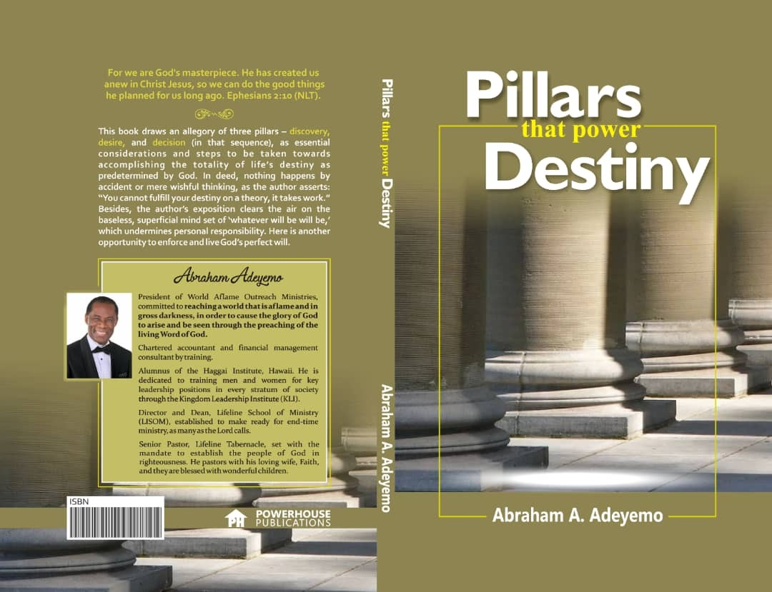 Pillars that Power Destiny