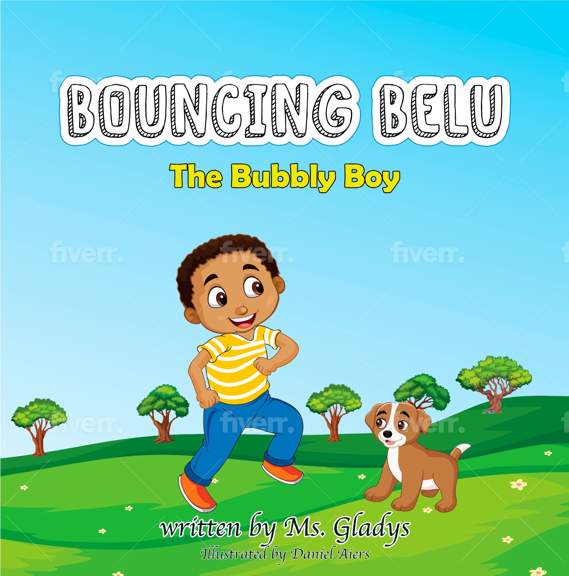 Bouncing Belu, The Bubbly Boy