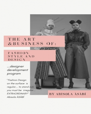 The Art & Business of Fashion Style And Design