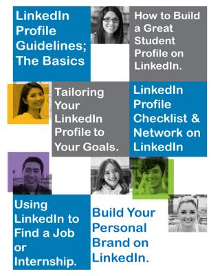 LinkedIn Profile Guidelines; The Basics