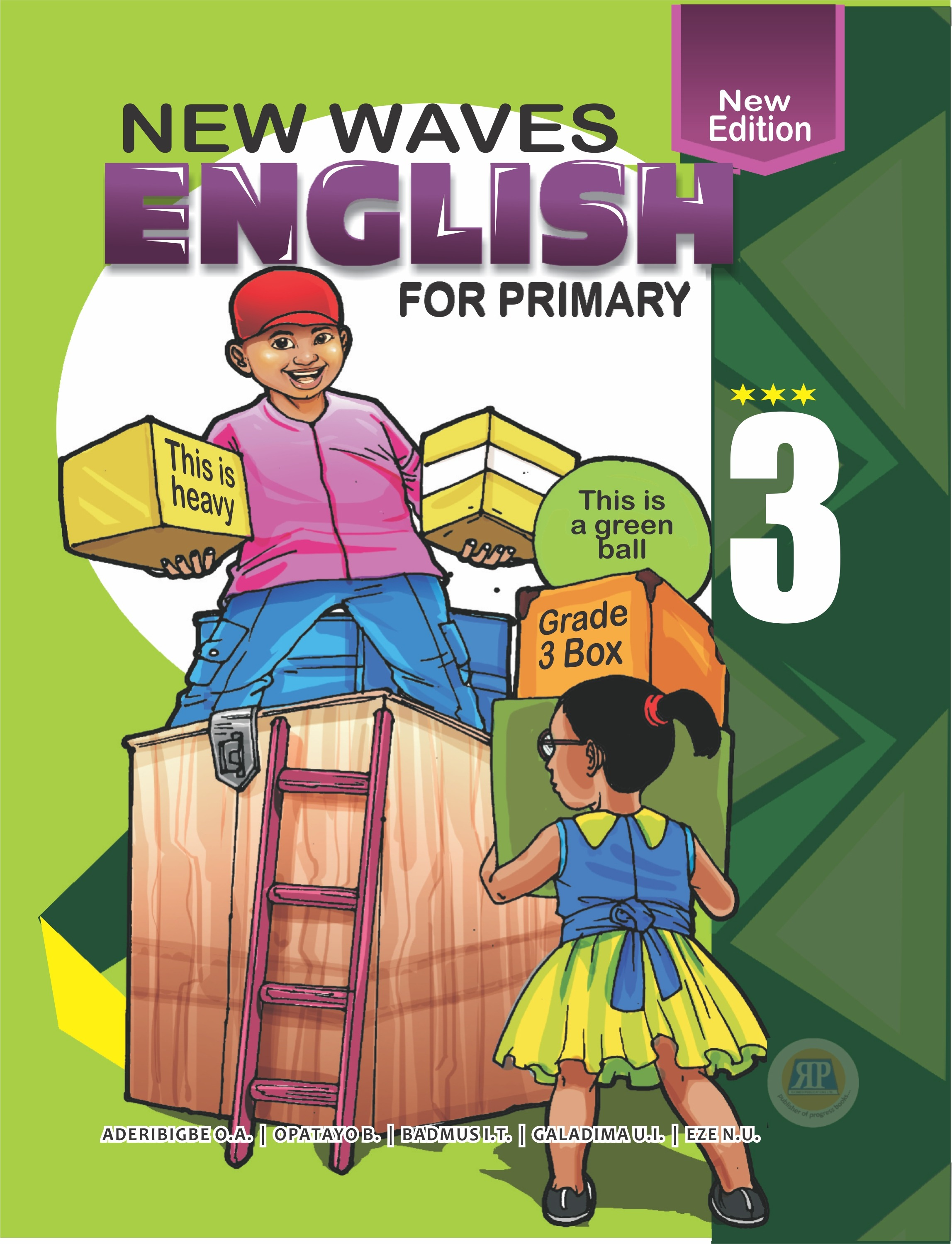 New Waves English Primary 3
