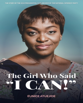 The Girl Who Said 'I Can'!