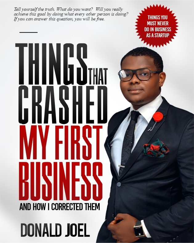 Things That Crashed My First Business