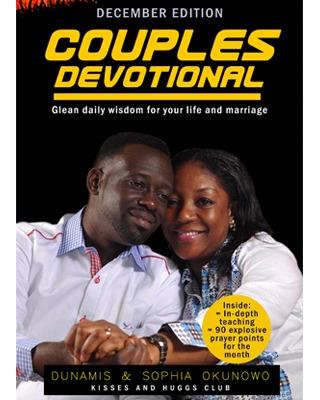 Couples Devotional (December Edition)