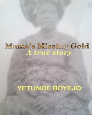 MAMA'S MISSING GOLD