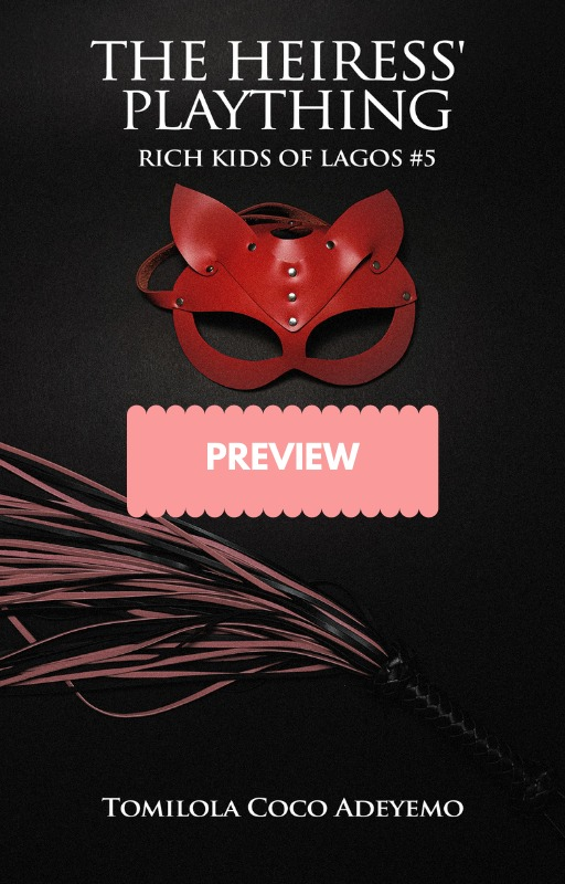 The Heiress' Plaything [PREVIEW COPY]