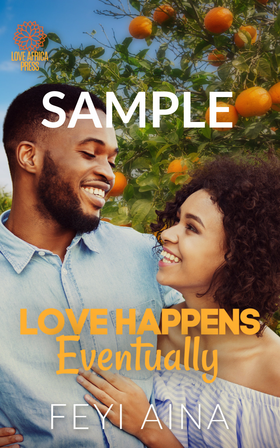 Love Happens Eventually SAMPLE