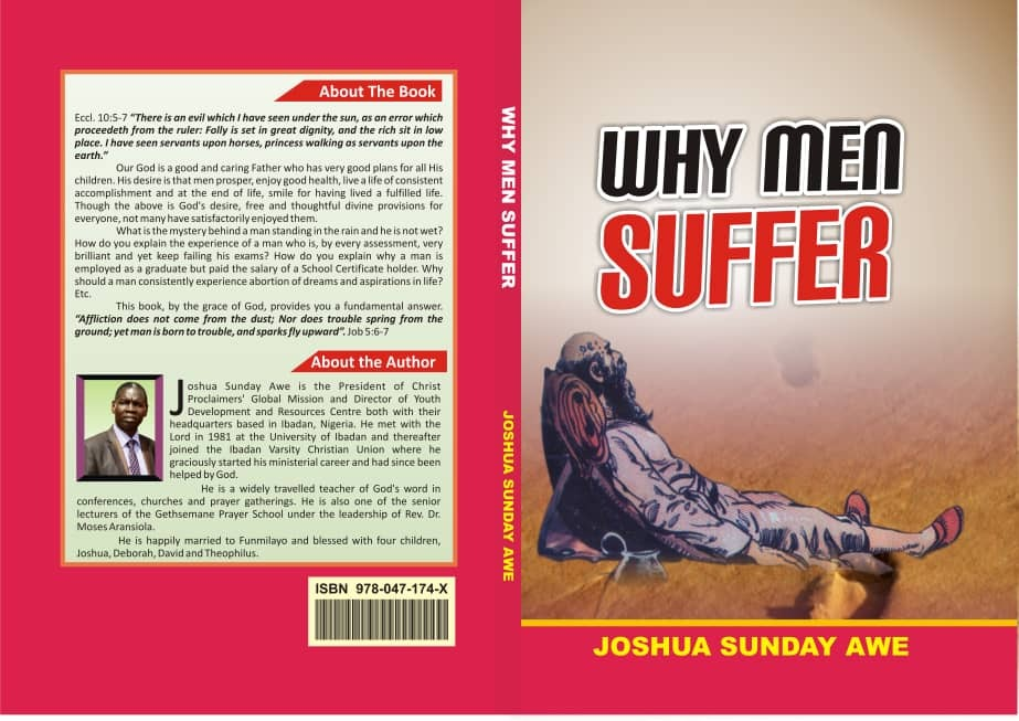 WHY MEN SUFFER