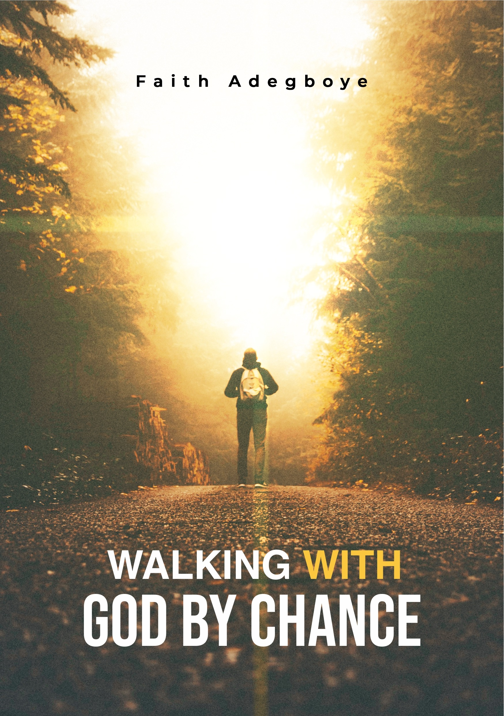 Walking with God by chance