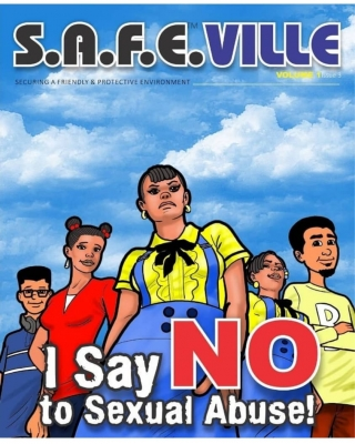 Safe Vill Vol. 1 Issue 3 (I say No to Sexual Abuse)
