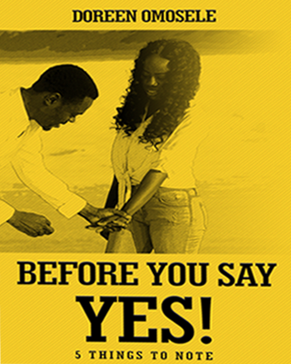 BEFORE YOU SAY YES (FREE CHAPTER)