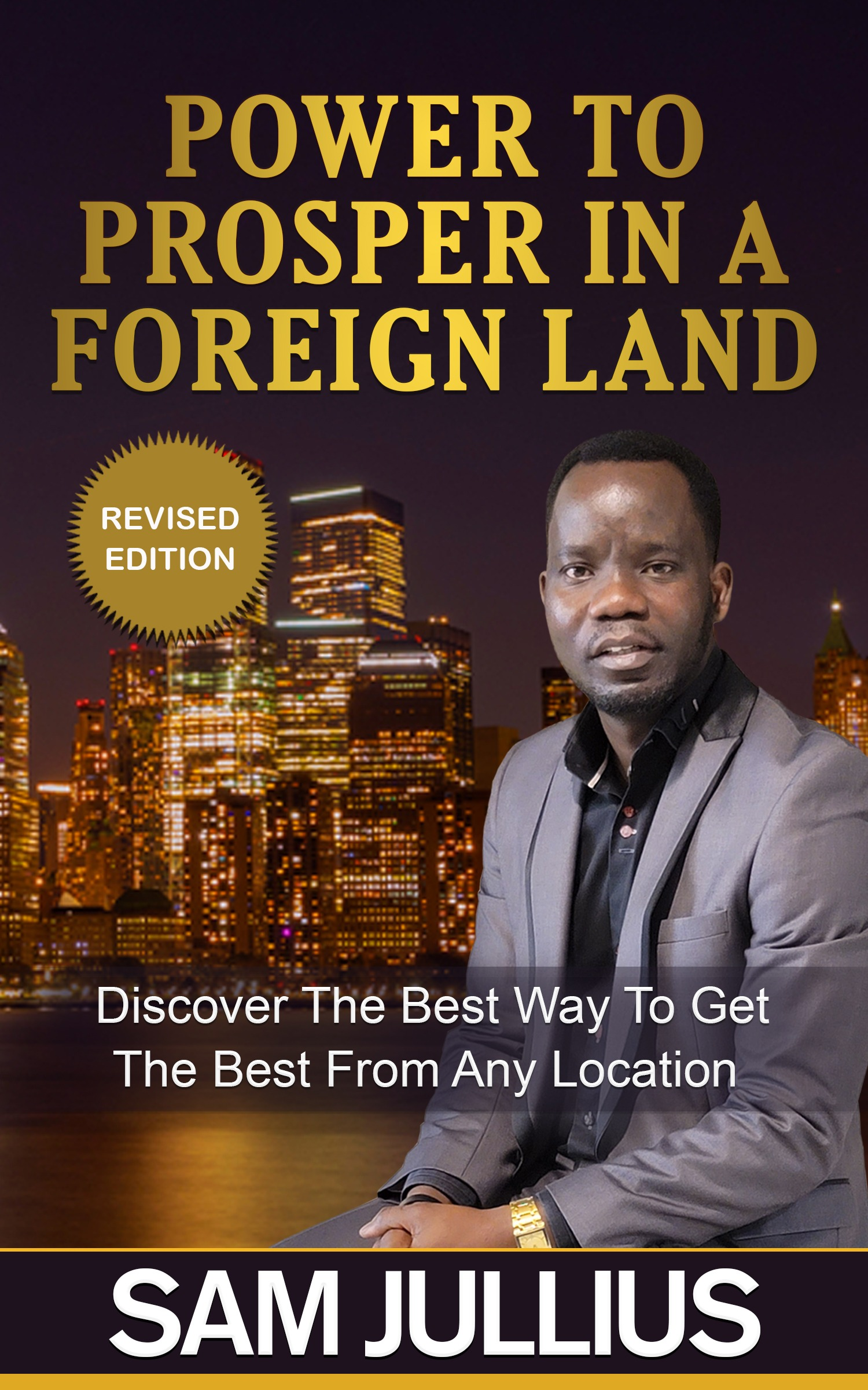 Power To Prosper In A Foreign Land