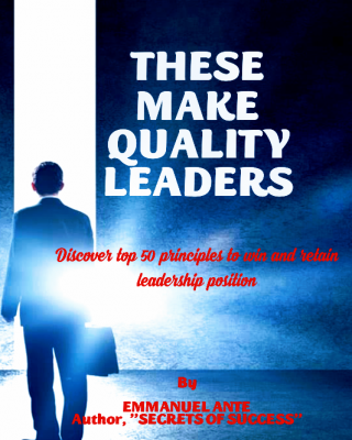 THESE MAKE QUALITY LEADERS