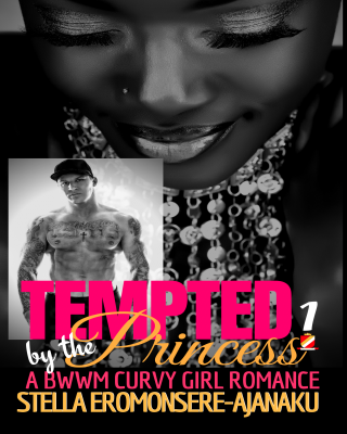TEMPTED by the Princess ~ A BWWM Curvy Girl Romance - Preview