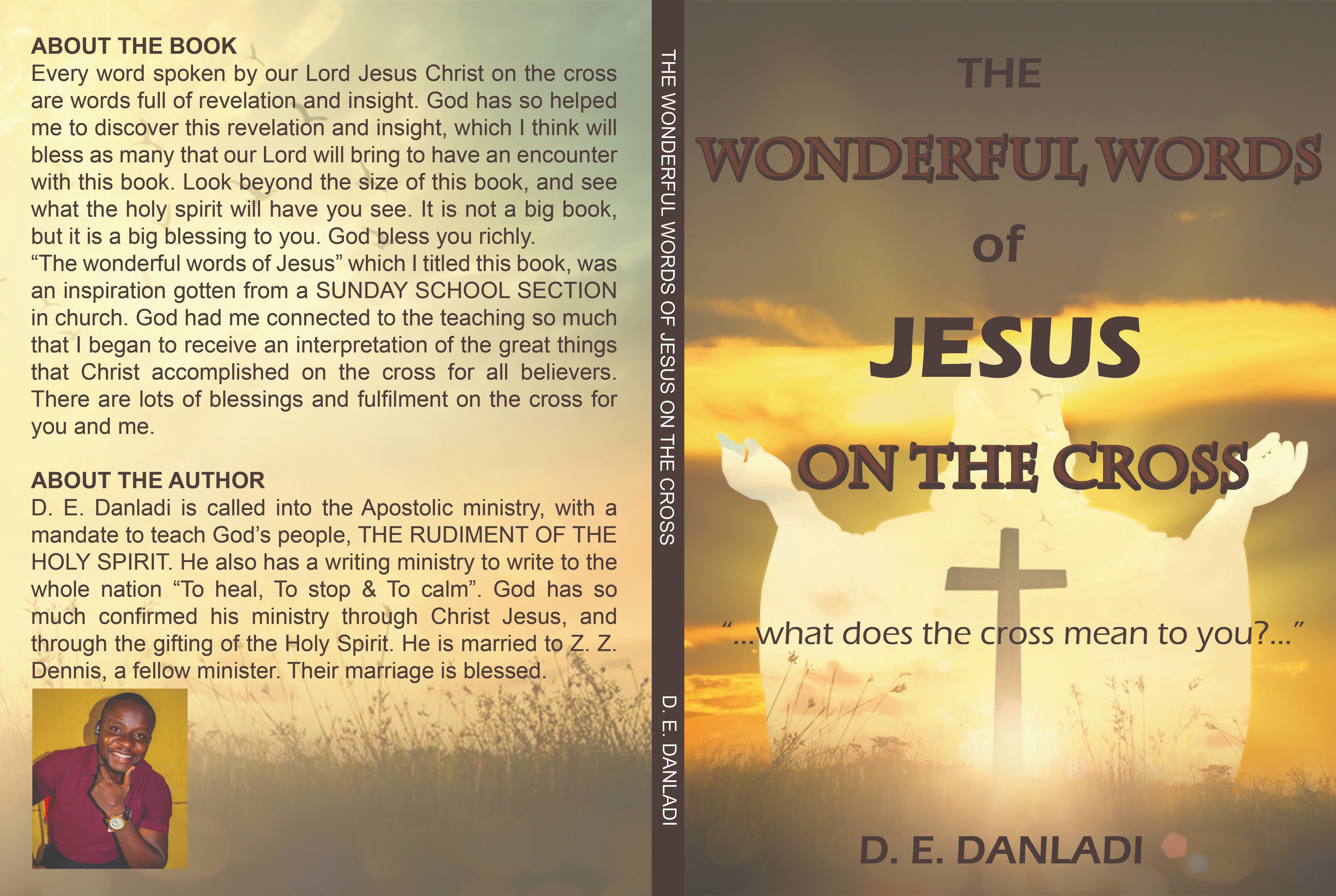 THE WONDERFUL WORDS OF JESUS ON THE CROSS