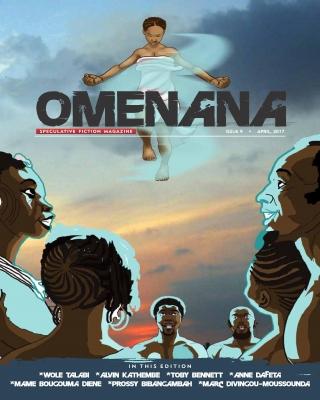 Omenana: Issue 9