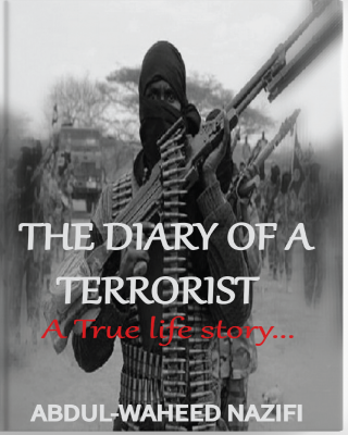 THE DIARY OF A TERRORIST - Adult Only (18+)