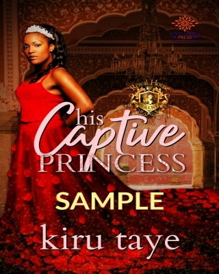 His Captive Princess SAMPLE