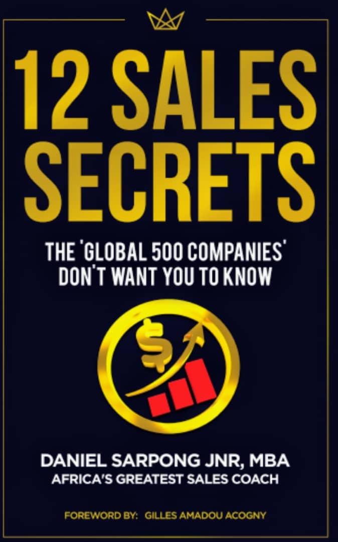 12 Sales Secrets