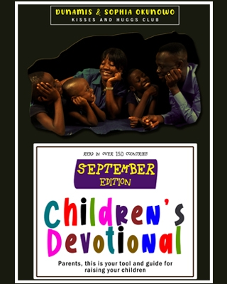 Children's Devotional (September Edition)