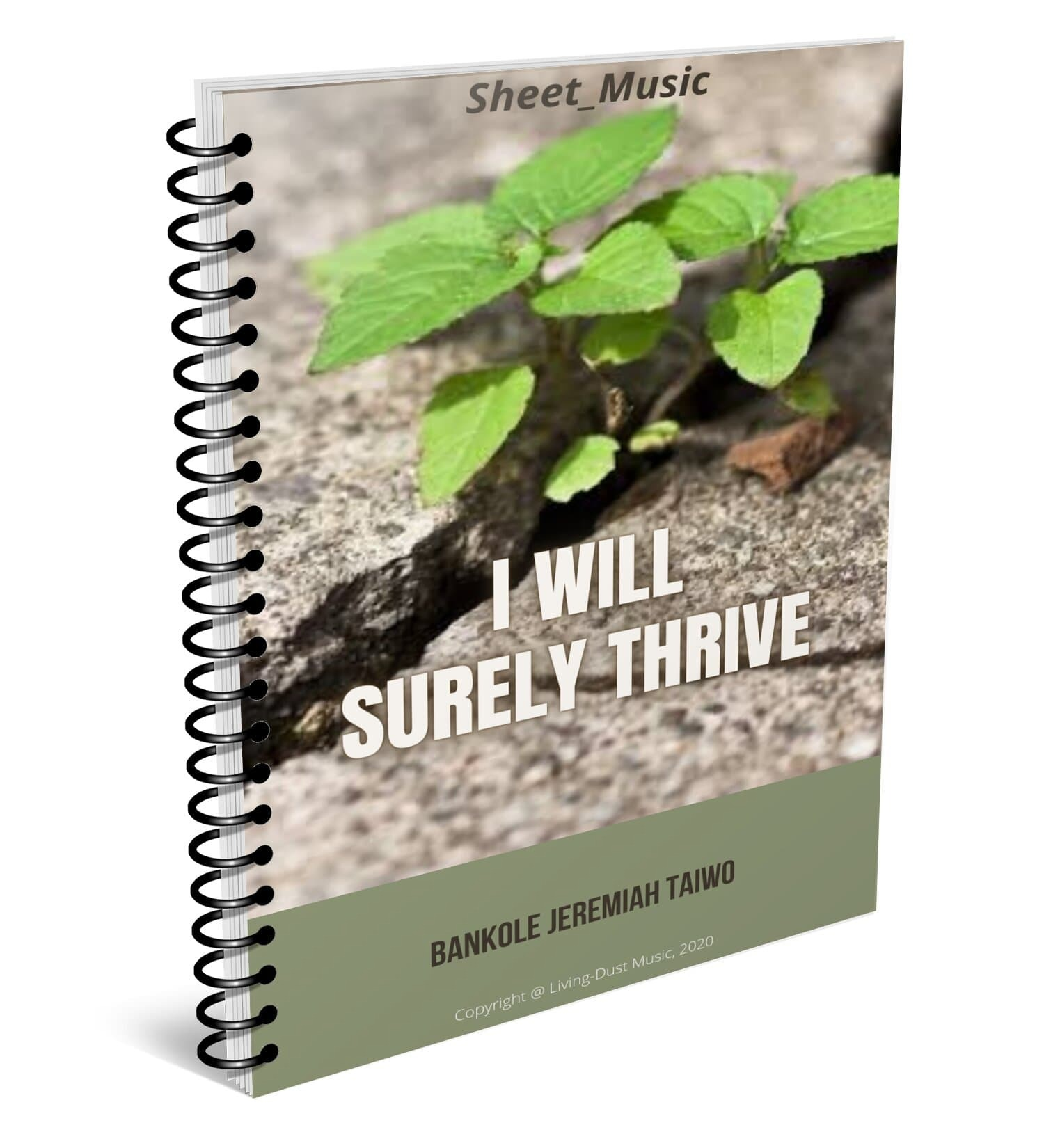 I WILL SURELY THRIVE